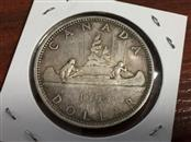 ROYAL CANADIAN MINT Silver Coin SILVER DOLLAR